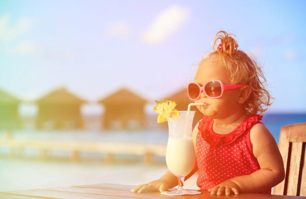 ¿Sabes cómo proteger e hidratar la piel de tu bebé en verano?