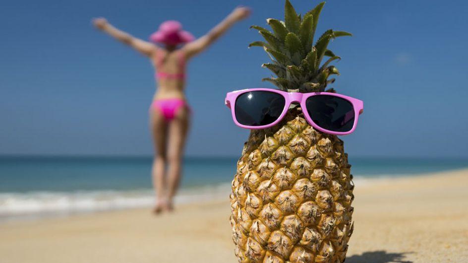 Negative Kalorien: Bringen Ananas, Sellerie & Co. wirklich die Kilos zum Schmelzen?
