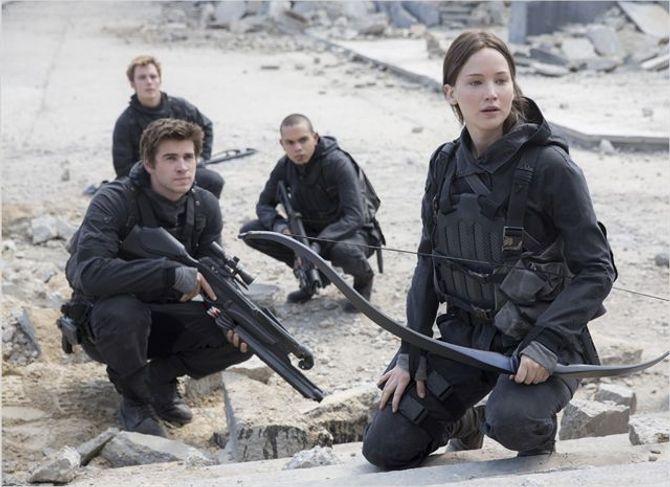 Une scène de Hunger Games 4.