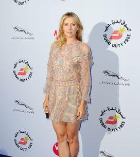 Maria Sharapova est célibataire