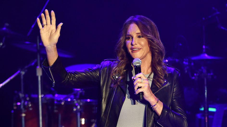 Caitlyn Jenner sublime en robe au concert de Boy George (Photos)