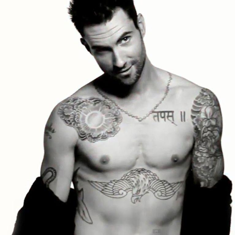 Los Hombres Tatuados Más Guapos