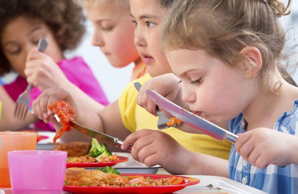 Rientro a scuola e mense scolastiche: com'è l'alimentazione dei nostri bambini a scuola?