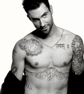 La tinta es sexy: los hombres tatuados más guapos