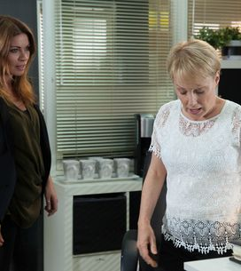 Coronation Street 7/08 - Sally makes a move
