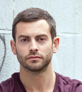 Hollyoaks 5/08 - Cameron tells Celine that Dirk's letting him use the boat as a kitchen