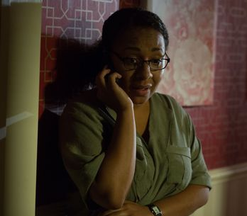 Eastenders 3/08 - It's the day of Libby's birthday party