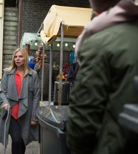 Eastenders 4/08 - Libby's party comes to an abrupt end