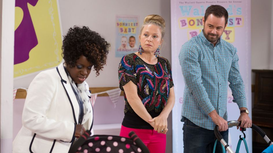 Eastenders 6/08 - A determined Vincent sets out to win Kim back