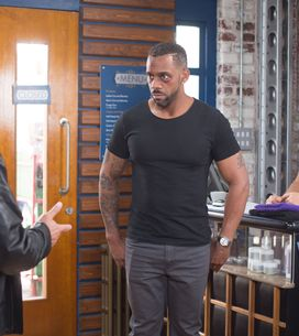Eastenders 7/08 - A riled Vincent is on a mission to get his life back on track