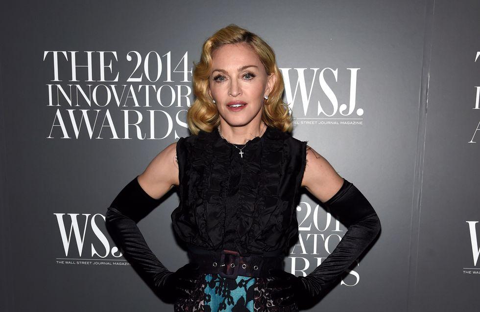 Madonna s'affiche sans maquillage et en petite tenue sur Instagram (Photo)