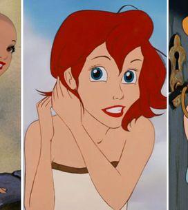 Il trend dei capelli corti invade Disneyland: ecco i tagli corti di Ariel e Cene