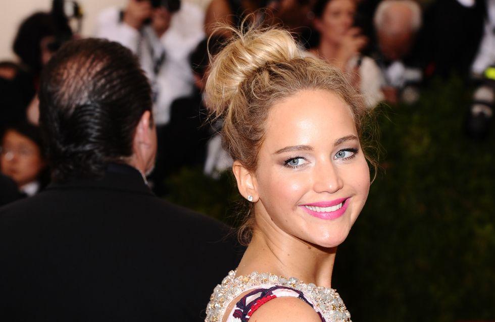 Maquíllate como... Jennifer Lawrence