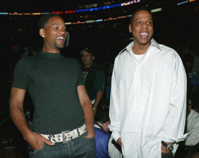 Will Smith et Jay-Z