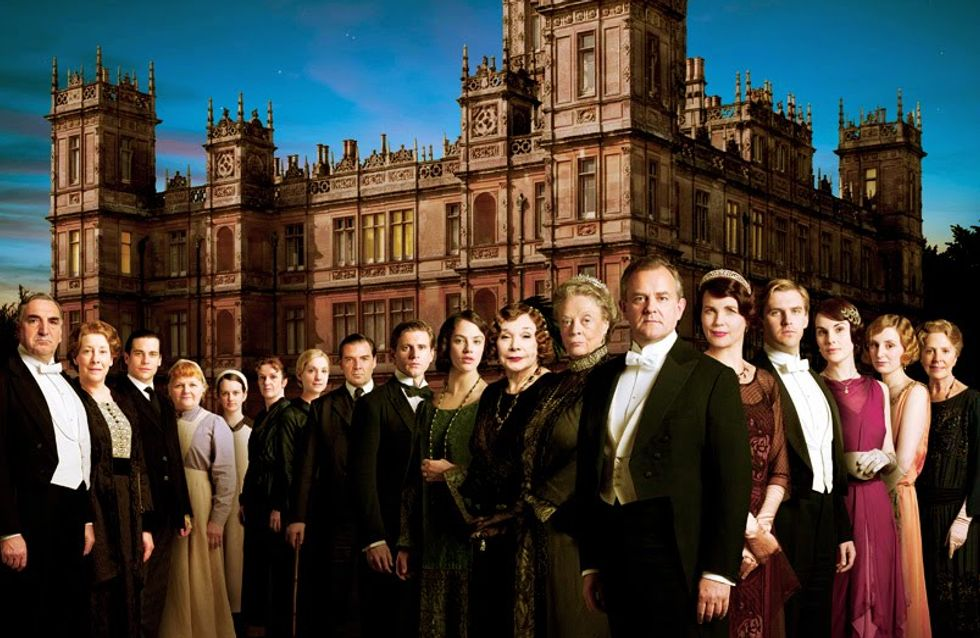 Test : Quel personnage de Downton Abbey es-tu ?