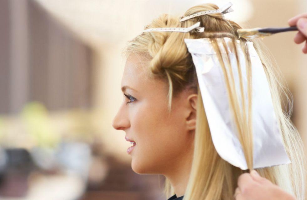 Grávida pode... fazer luzes no cabelo?