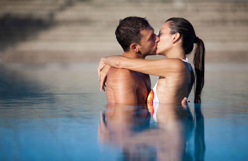 10 positions pour faire l'amour dans la piscine
