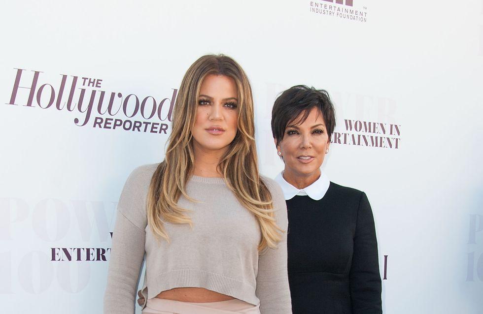 Khloé Kardashian traumatisée par les ébats sexuels de sa mère