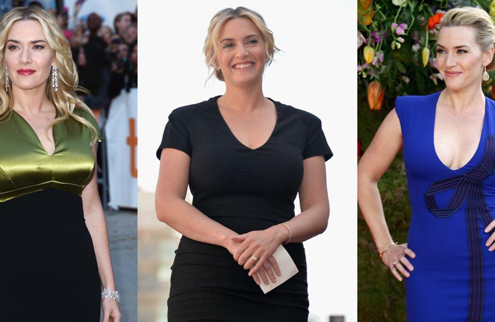 Kate Winslet alla figlia Mia: Che fortuna, abbiamo le curve!
