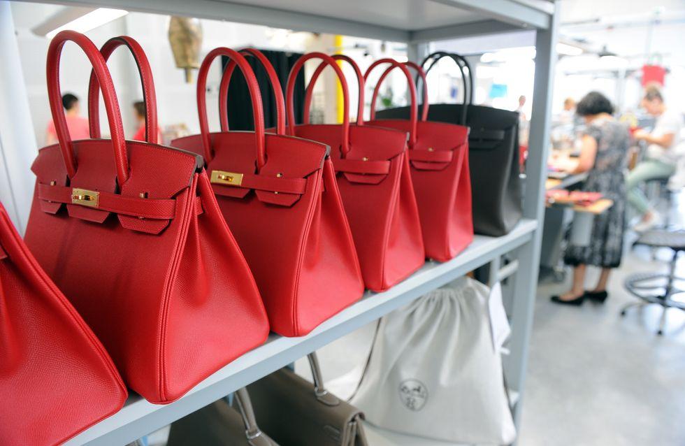 """Jane Birkin demande à Hermès de """"débaptiser"""" le sac qui porte son nom"""