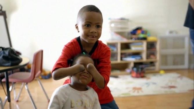 Zion Harvey, le plus jeune greffé au monde