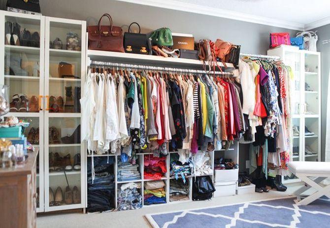 Organiza tu ropa por tallas