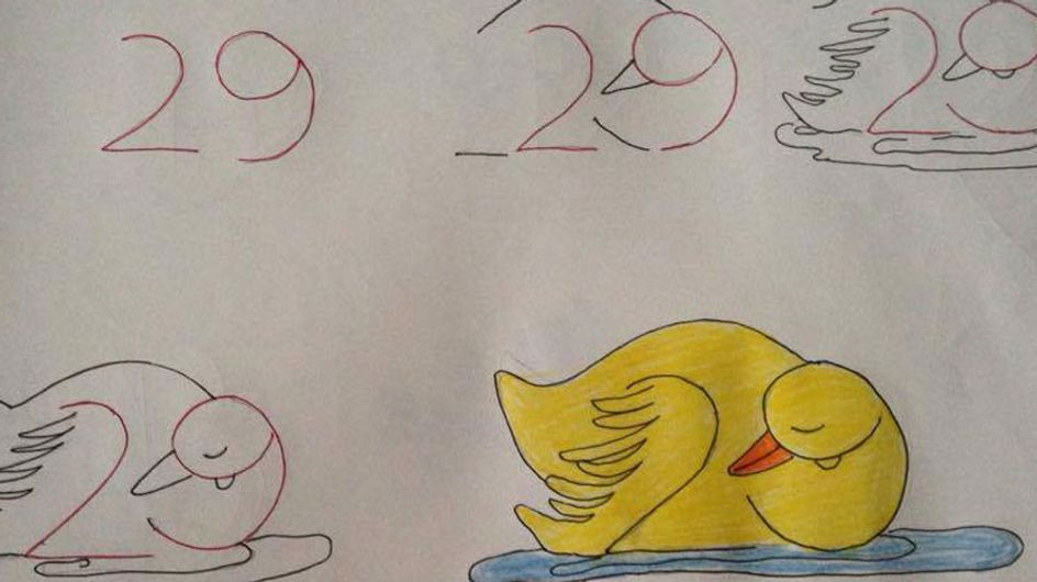 ¡Juego de niños! Dibujos fáciles para los más pequeños de la casa