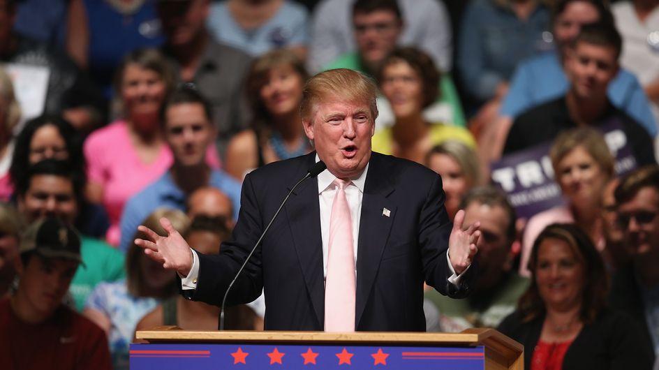 """Pour Donald Trump, l'allaitement est """"dégoûtant"""" !"""