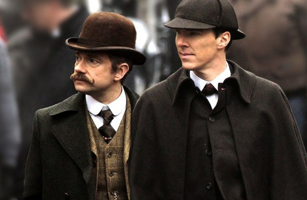 Everything We Know About Sherlock Season 4 So Far