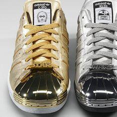 Que a força esteja nos seus pés: Adidas lança tênis customizado da saga Star Wars