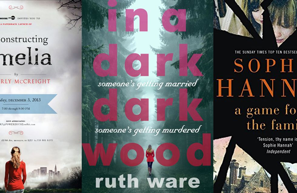 10 Murder Mystery Thrillers EVERY Woman Should Read