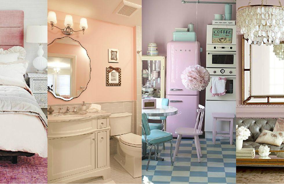 Estilo casa da Barbie: veja como usar cor-de-rosa na decoração (e fica lindo!)