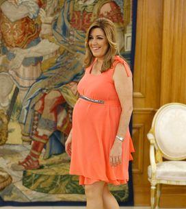 Bebé político a la vista: ¡Susana Díaz ya es mamá!