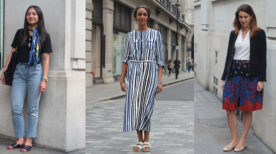 Street Style Fashion: Your #OOTD Inspiration From The People Who Know