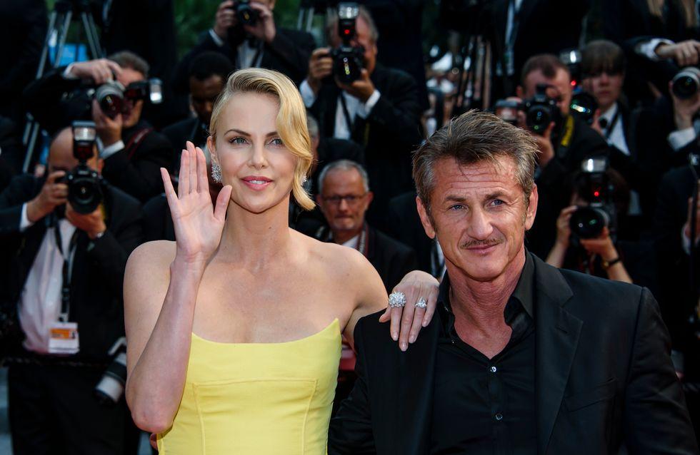 Les retrouvailles tendues de Charlize Theron et Sean Penn