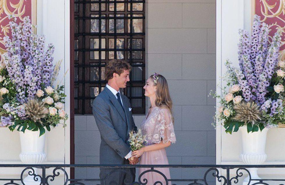 """Beatrice Borromeo e Pierre Casiraghi: secondo """"sì"""" per il matrimonio dell'anno"""