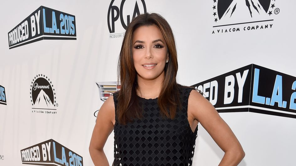 Eva Longoria sans maquillage sur Instagram (Photo)