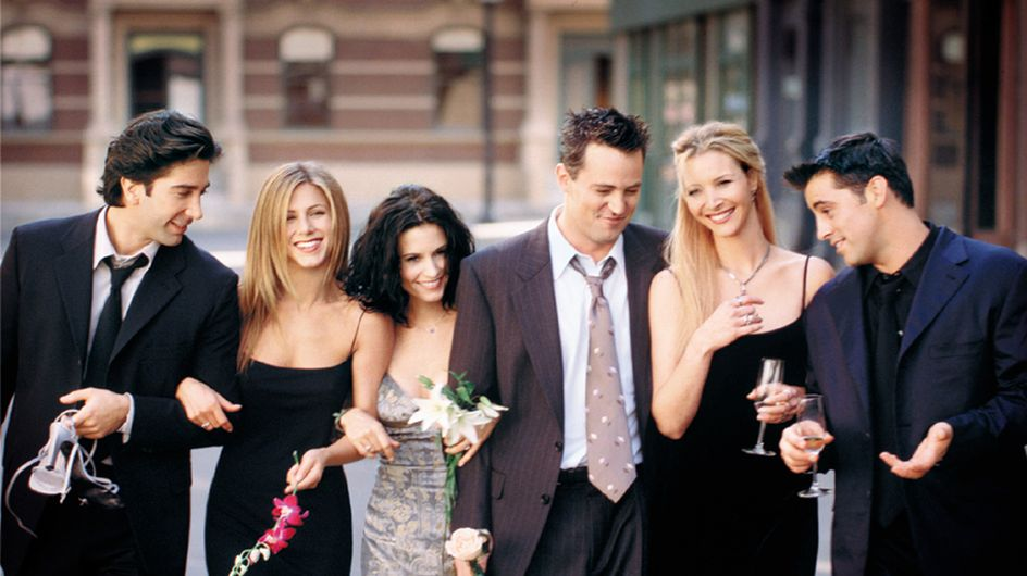 """Le salaire des acteurs de """"Friends"""" était-il disproportionné ?"""