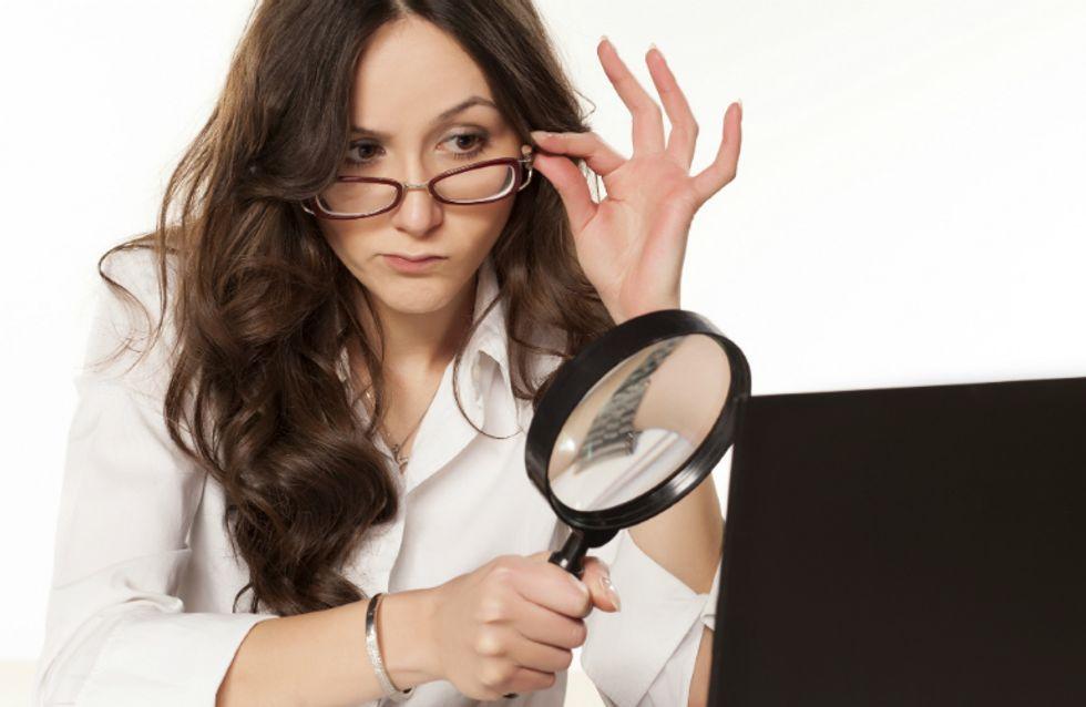 20 sinais de que você está viciada em stalkear seu ex