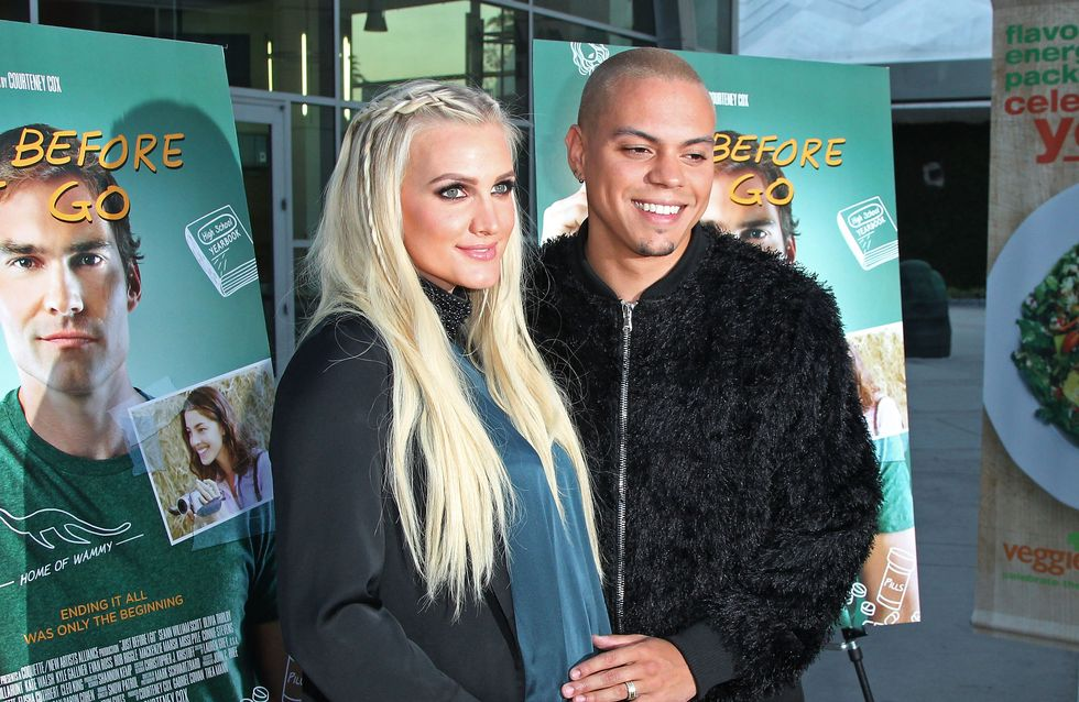 Ashlee Simpson a accouché !