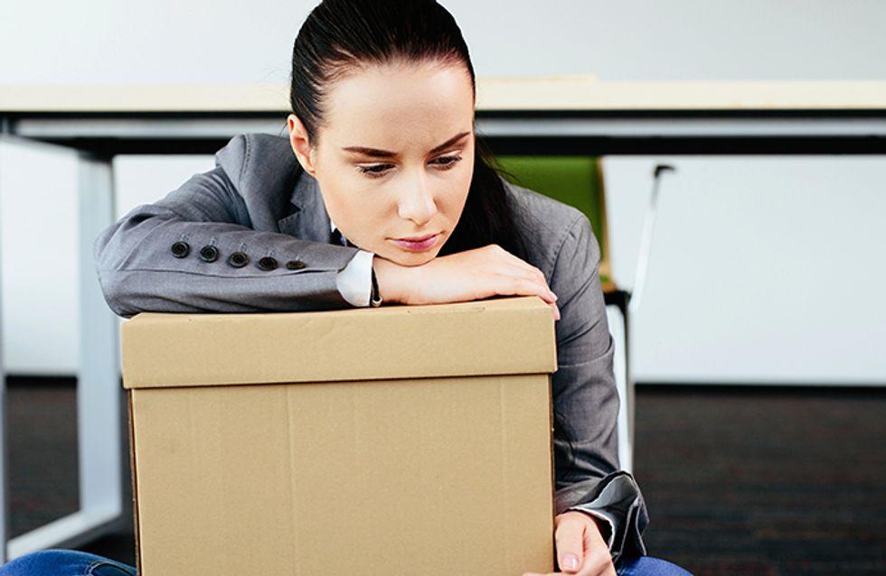 Recomeçando: como dar a volta por cima depois de ser demitida
