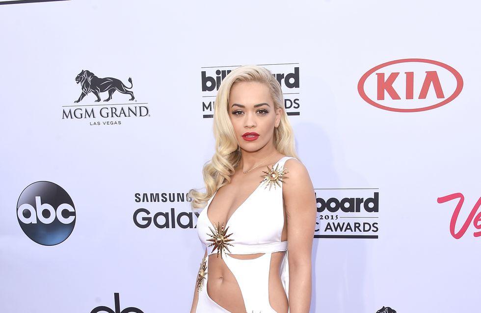 Rita Ora nue pour Glamour (Photo)