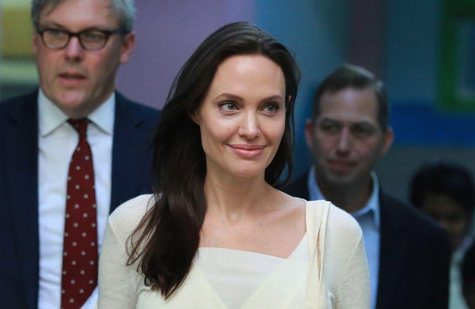 Angelina jolie s'engage contre les violences sexuelles faites aux femmes birmanes