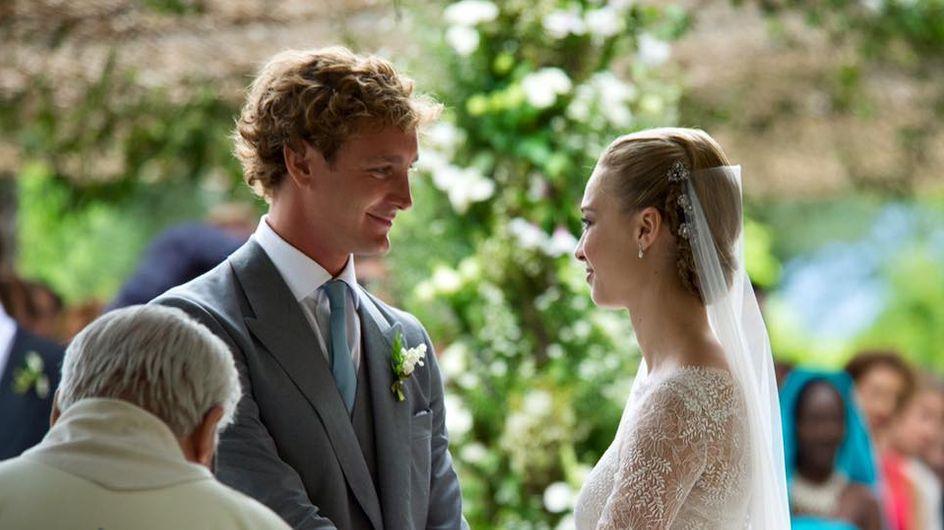 Nozze Borromeo - Casiraghi: ecco la prima foto della coppia, e i dettagli sull'abito da sposa!