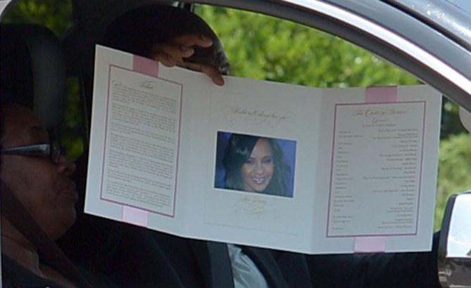 Obsèques de Bobbi Kristina Brown