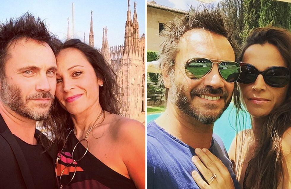 Nek sempre più innamorato della sua Patty. Le dolci foto della coppia in vacanza!