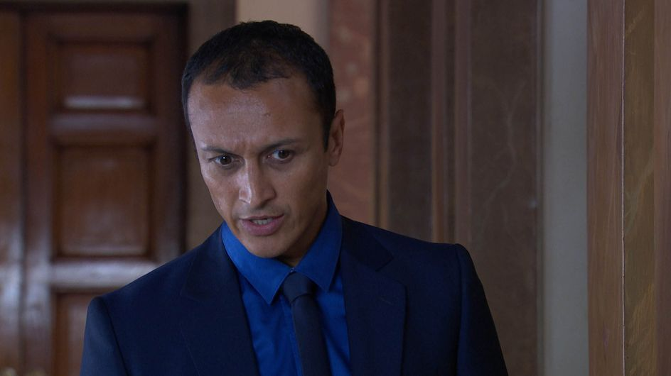 Emmerdale 14/08 - Jai dumps Leyla and awaits Megan at court