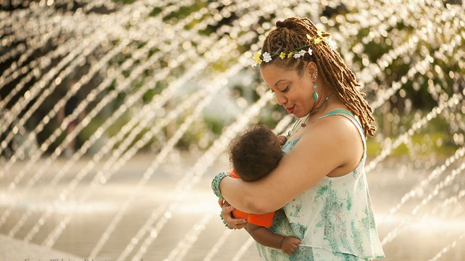 20 photos qui prouvent qu'une femme ne devrait jamais avoir honte d'allaiter