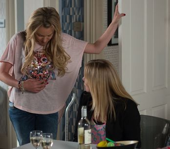 Eastenders 11/08 - Ian tries his best to keep his family together