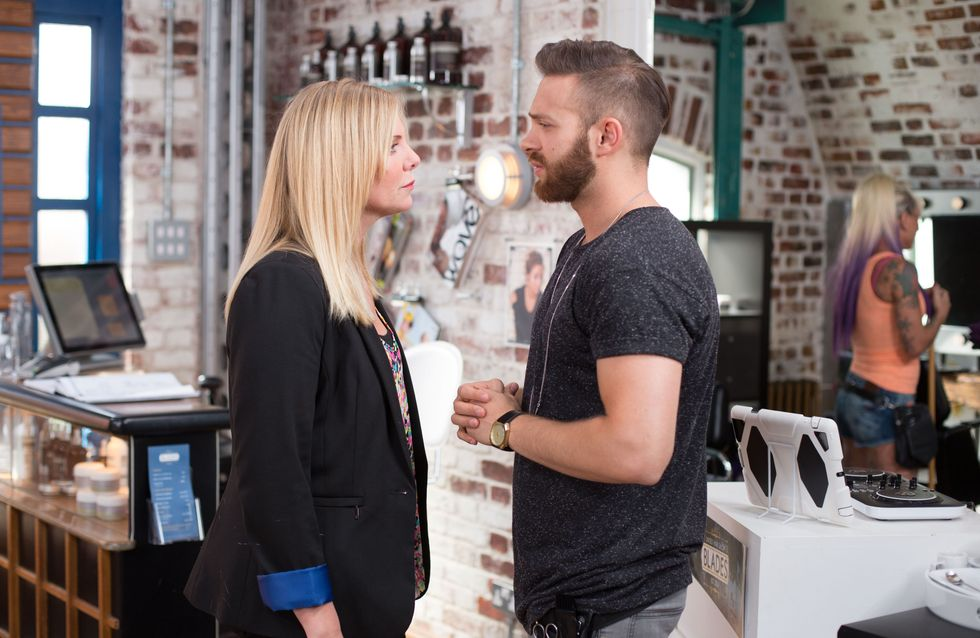 Eastenders 13/08 - Further evidence in the Lucy Beale investigation comes to light